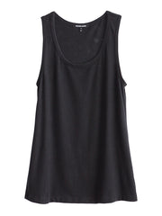 Libra Tank Top  Real Black<br><font color=red><STRIKE>USD $48.00</strike></font>