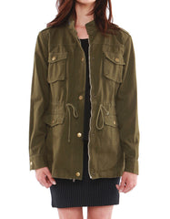 Mercury Military Jacket Army Green
