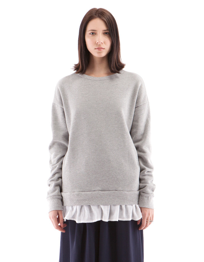Olivia Sweatshirts Heather Grey