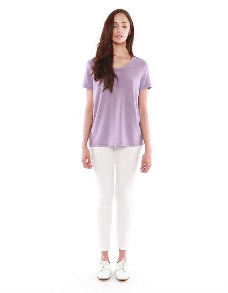Saturn Short Sleeve Very Grape<br><font color=red><STRIKE>USD $64.00</strike></font>