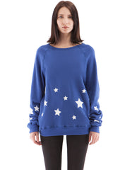Starry Sweatshirts Skydiver