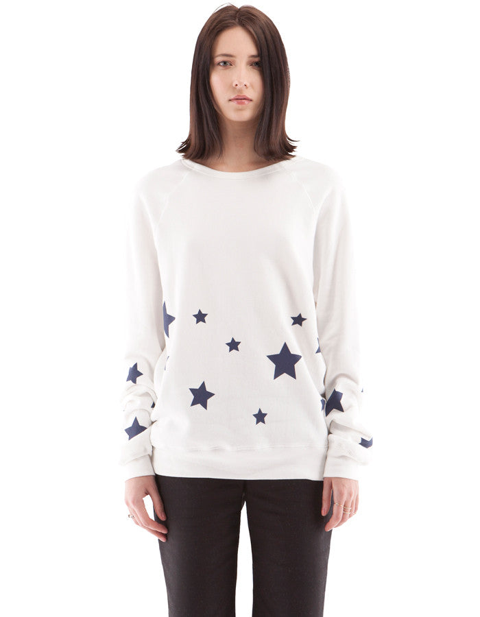 Starry Sweatshirts Off White