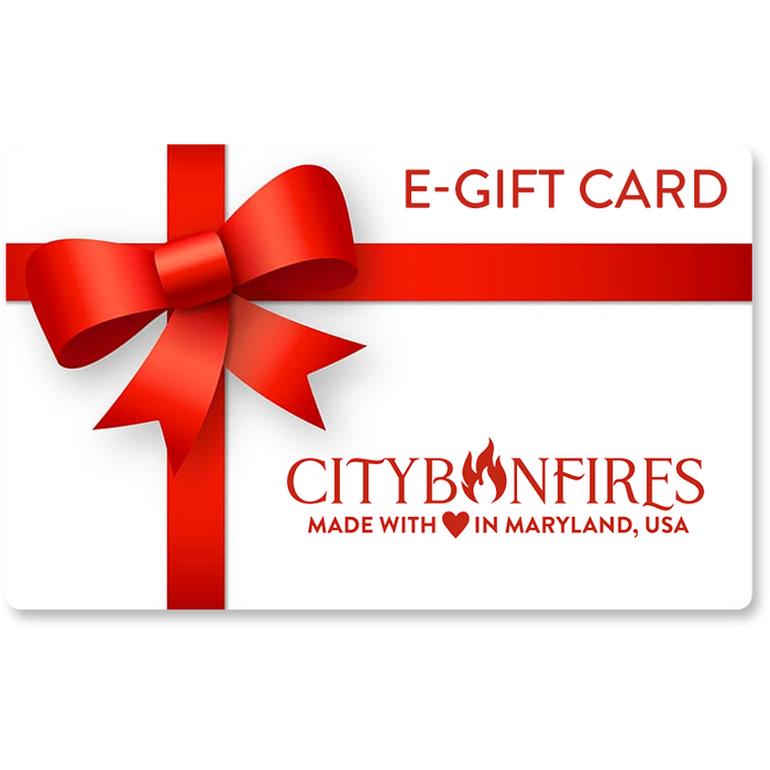 City Bonfire's E-Gift Card