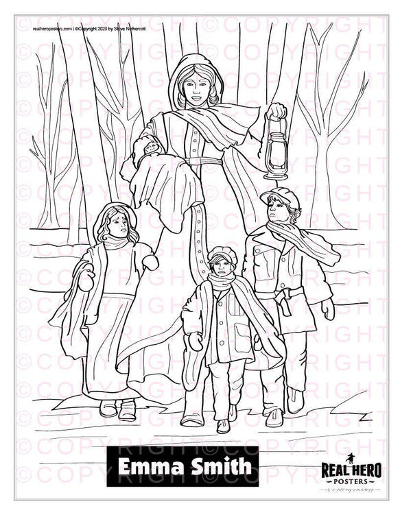 Coloring Pages Real Hero Studios