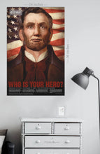Load image into Gallery viewer, Abraham Lincoln