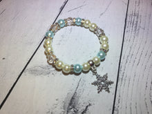 Load image into Gallery viewer, Snowflake Bracelet with Gift Box