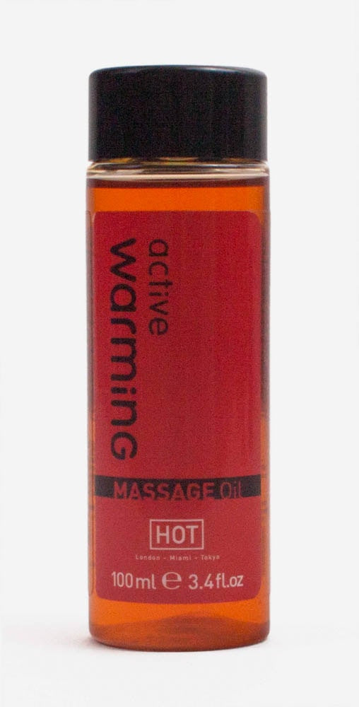 HOT MASSAGEOIL WARMING