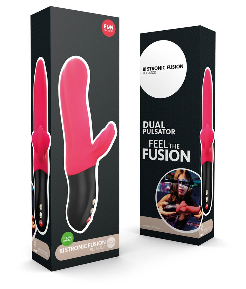 BI STRONIC FUSION INDIA RED