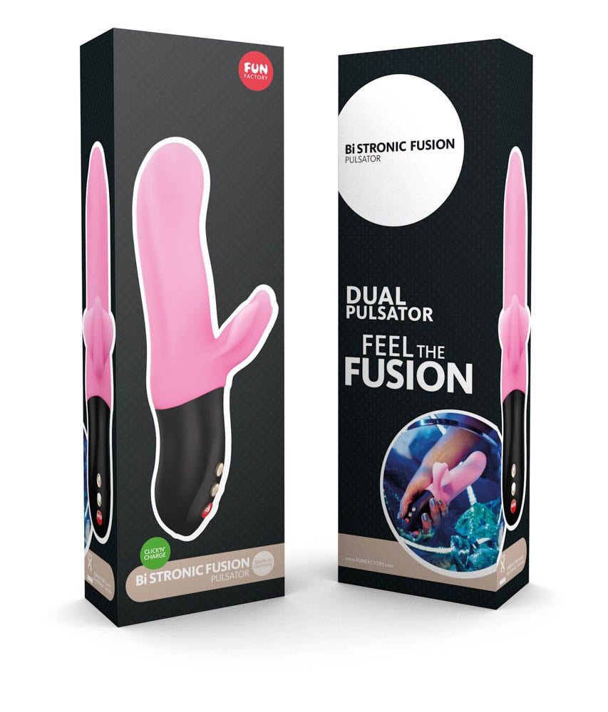 BI STRONIC FUSION CANDY ROSE