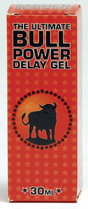 BULL POWER DELAY GEL - 30 ML (EN/DE/FR/ES/IT/PT/NL)