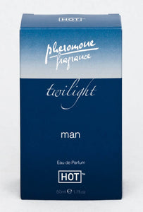 "HOT MAN PHEROMONPARFUM ""TWILIGHT"" - 50ML"