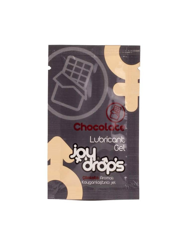 CHOCOLATE PERSONAL LUBRICANT GEL - 5ML SACHET