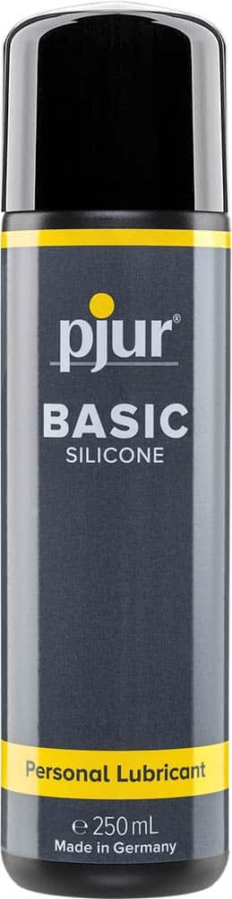 PJUR® BASIC SILICONE - 250 ML BOTTLE
