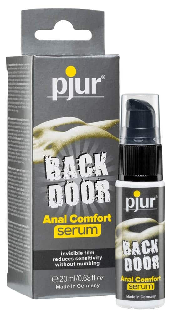 PJUR BACKDOOR ANAL COMFORT SERUM 20 ML (0,68 FL.OZ)