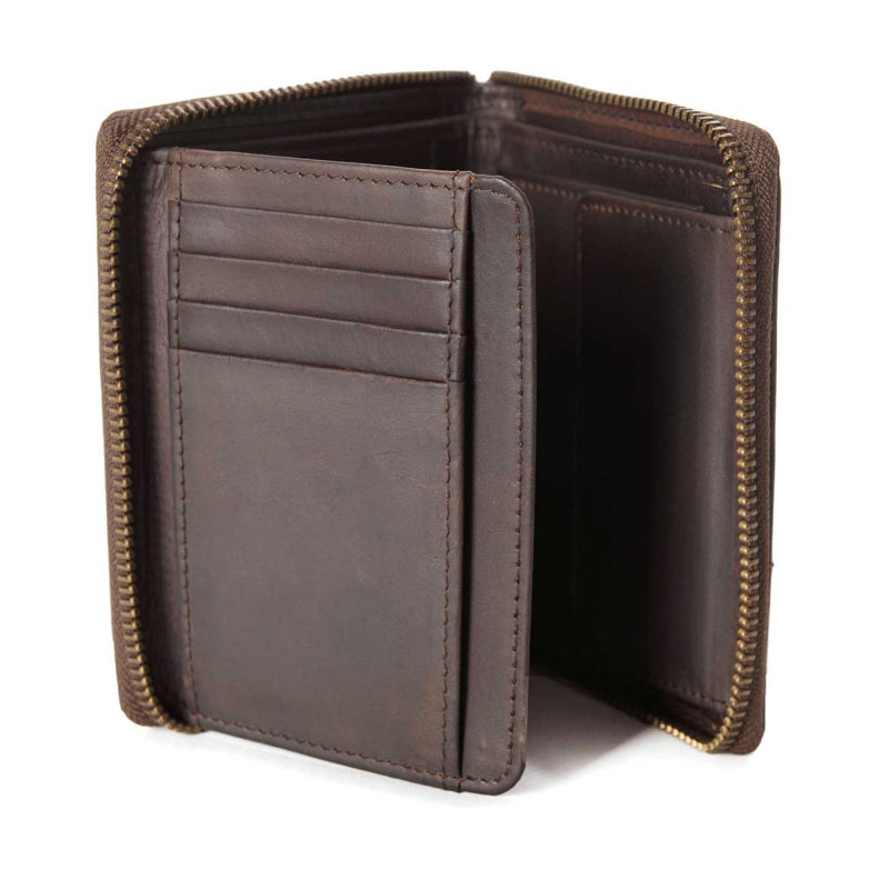 Rockinghorse Wallet in Dark Brown
