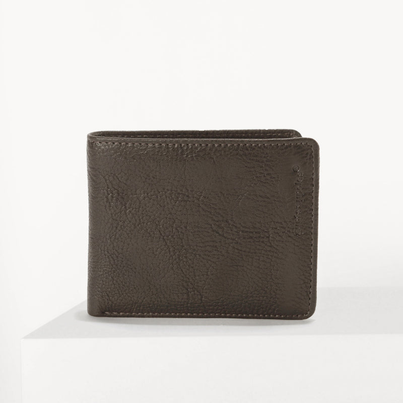 The Dandy Wallet in Ebony