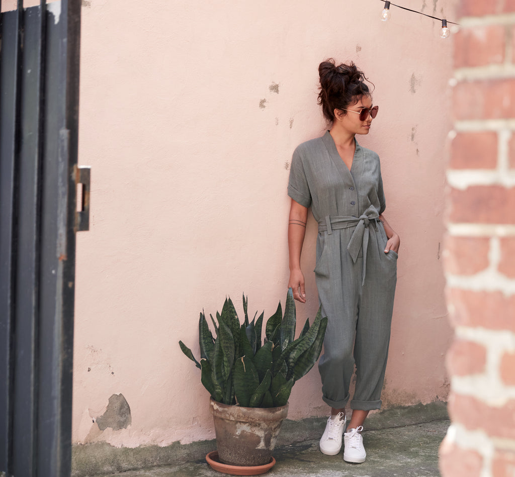 Escoumins Jumpsuit