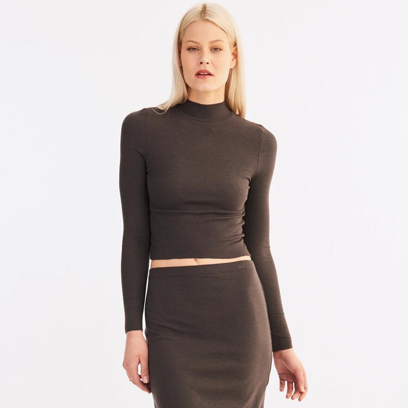 Camilla Mock Neck