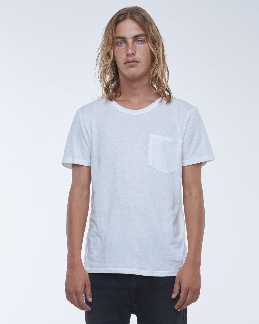 Unisex O/C & Hemp Pocket Crew