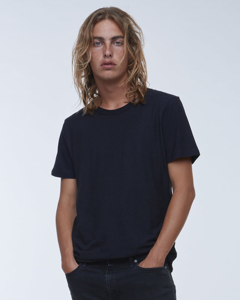Men's / Unisex Hemp & Organic Cotton Paco Crew