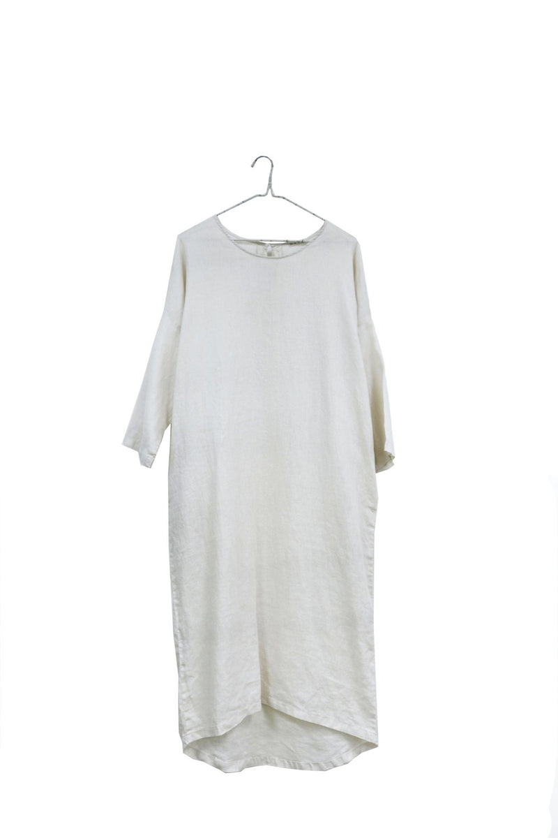 Pocket Linen Dress