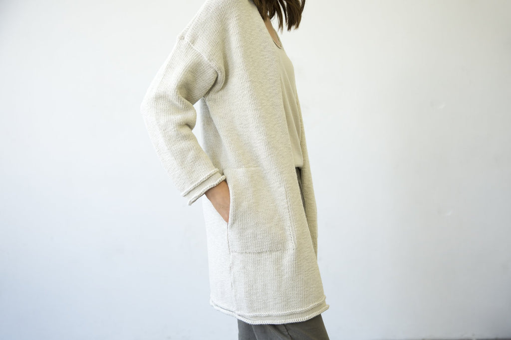 Serene Sweater Coat
