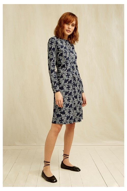 Kadisha Fennel Print Dress