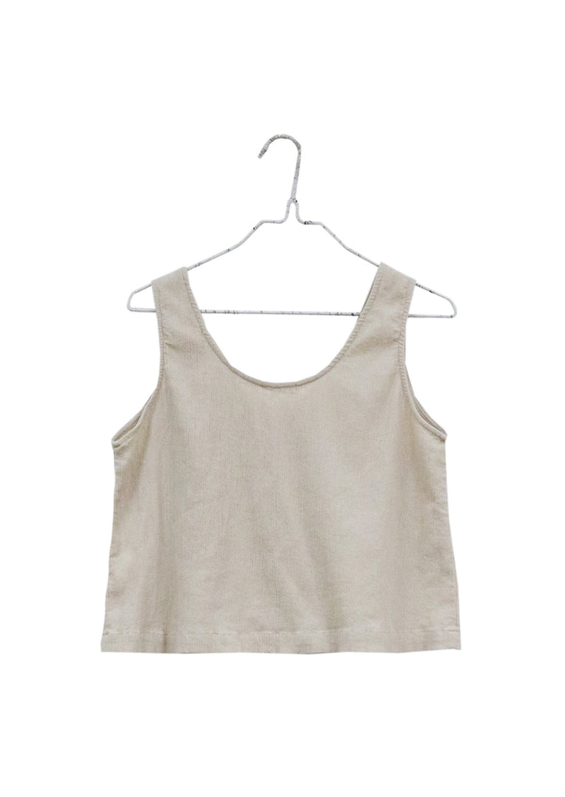 Crinkled Reversible Tank
