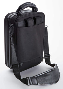 Serio Single Bb Case All Black- padded strap