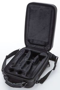 Serio Single Bb Case All Black- case interior image