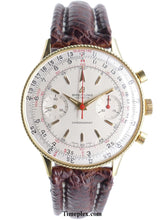 Load image into Gallery viewer, 1965 Breitling Chronomat 808 Vintage Chronograph