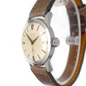 Baylor Heuer Viscount Rare Vintage Watch