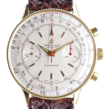 Load image into Gallery viewer, 1965 Breitling Chronomat 808 217012 Slide Rule Chronograph