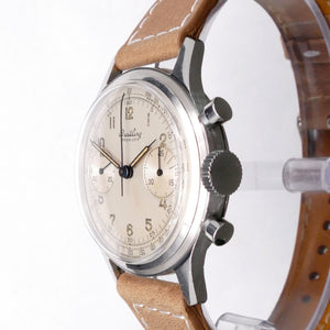 Breitling Premier 790 Circa 1945 in Stainless Steel
