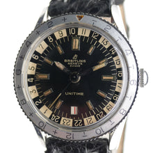 Load image into Gallery viewer, Breitling Unitime 2610 in Steel