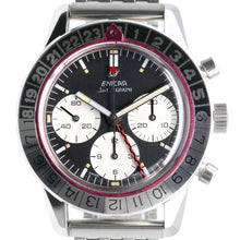 Load image into Gallery viewer, Enicar Jet Graph 1969 GMT Chronograph MK III