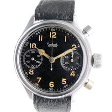 Load image into Gallery viewer, Hanhart Hanhart Flieger German Military Luftwaffe Pilots 41 Flyback Chronograph