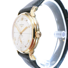 Load image into Gallery viewer, Longines 14K Automatic Dress Watch LK29 Circa 1952