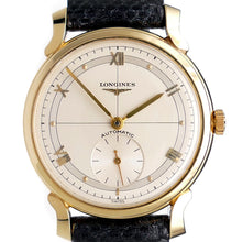 Load image into Gallery viewer, Longines LK29 Men's 14K Solid Gold Automatic Dress Watch