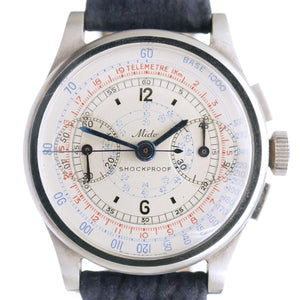 Mido / Universal Geneve 30.5mm Small Chronograph