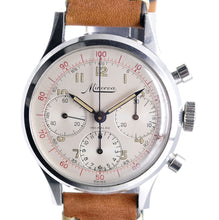 Load image into Gallery viewer, Minerva VD-712 Decimal Chronograph - Front View