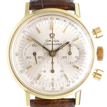 Load image into Gallery viewer, Omega Seamaster Caliber 321 Vintage Chronograph 1967