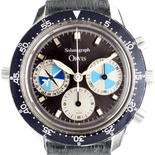 Load image into Gallery viewer, Orvis Solunagraph 2446SF Heuer Seafarer