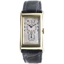 Load image into Gallery viewer, 14K Rolex Prince Eaton's Quarter Century Club Circa 1938