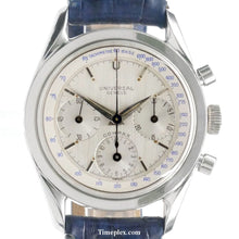 Load image into Gallery viewer, Universal Geneve Compax 222101-1 Chronograph Vintage