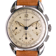 Load image into Gallery viewer, Universal Geneve Compax 22495 Big Lug Chronograph