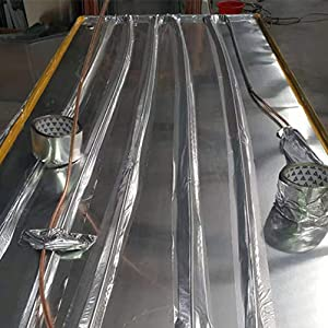Aluminum Foil Tapes in Refrigeration Systems