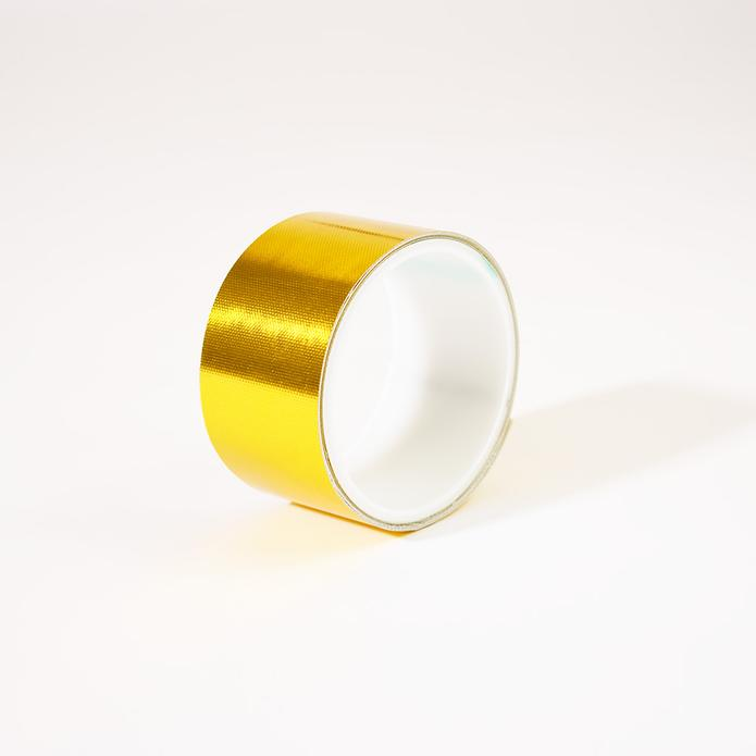 Gold Heat Reflecting Tape