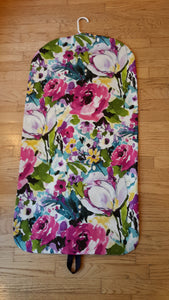 Spring Floral Ladies Garment Bag