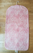 Load image into Gallery viewer, Pink Paisley Hanging Garment Bag